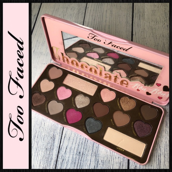 Too Faced Other - Too faced chocolate bon bons palette